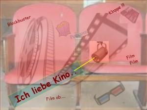 Falscher Film und Kinohit